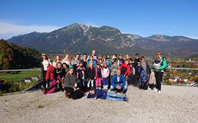 Jahresabschlussfahrt Mittenwald 14.-19.10.2019